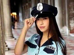 ถุงน่องสีดำผู้หญิงตำรวจ 3