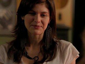 S03e08 ยาง Alexandra Daddario -สาวใหญ่ที่น่าทึ่ง ความแตกแยก - (20