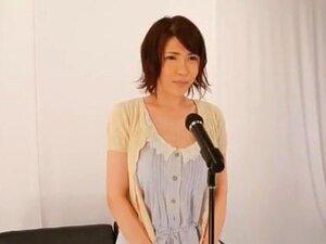 บ้าเจี๊ยบญี่ปุ่น Anri Okita ในที่สุดประชาชน คลิปสัมภาษณ์ JAV