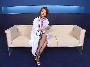 Fabulous Japanese chick Akira Ichinose, Ryo Mishima in Amazing Stockings, Couple JAV clip