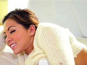 รัก HD - สาวสวยเอเชียหลงใหลลีมอร์แกนเพศช่วงบ่าย