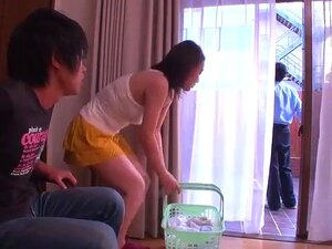 13 - Japanese Mom Sneak Away From The Eyes - LinkFull In My Frofile