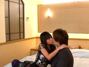 Chika Ishihara is fucked in licked poonanie