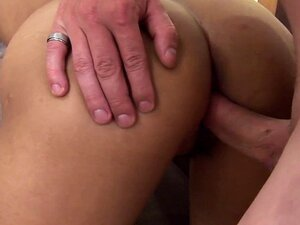 """Mouth Wide Open (Uncensored JAV). Zara sucks a big white cock before it pounds her. """"Open your mouth wide!"""" he says as he cums on her face."""