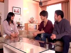 Hana Haruna - Young Wife Who Was Violated In Front Of Husband,