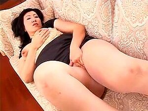 Chubby skank having a shag with two guys, Japanese porn video features a busty mature slut who like shagging with horny boys. This time, she fucked two of them.