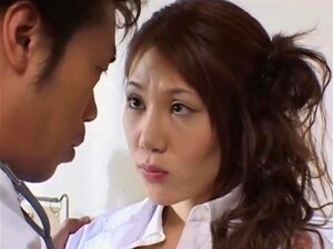 Runa Tominaga in Dr. Queen XXX, Here's an uncensored XXX Japanese video for you to enjoy, with Runa Tominaga. Alas! an uncensored video with an actual plot where Runa is a doctor at a hospital which seems to be on the night shift. There lots of uncensored and close up scenes of her pussy getting pumped, as well some bareback action. Watch as this actress gets into some really erotic love making session in the operating room.