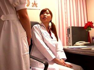 Crazy Japanese whore Love Saotome, Minami Hirahara, Nana Usami, Hitomi Fujiwara in Horny nurse, lesbian JAV clip,