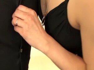 Exotic Japanese girl Koda Riri in Horny JAV uncensored Group Sex clip,