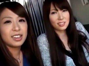 เจี๊ยบญี่ปุ่นแปลกใหม่ Sae Aihara, Yui Hatano ในวิดีโอมีเขาเพศ JAV