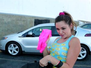 POVLife - Humping สนุกสนาน Zoey ฟอกซ์หีกลางแจ้ง