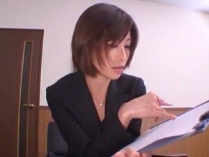 สาวญี่ปุ่น Akari Asahina ในยอดเยี่ยมด้ง เลขานุการ JAV ภาพยนตร์ที่น่าทึ่ง