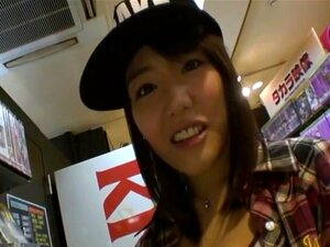 I Hamasaki Mao Dispatched To A Private Room Video Store.,