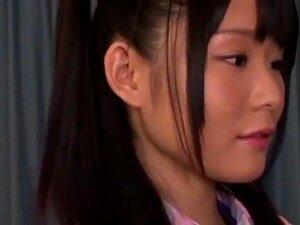 Exotic Japanese chick Sayaka Otonashi in Horny Amateur, Threesome JAV movie
