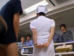 ยูกิมานาพยาบาลรับหลั่งบนใบหน้าจากผู้ชาย พยาบาลมานายูกิได้รับการหลั่งบนใบหน้าจากผู้ชาย