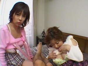 Double Dream Of Miyu and Monbu, Double trouble as Ran Monbu teams up with Miyu Sugiura to bring you a dual girl sex romp. Dressed in cosplay gear, these two girls gets banged side by side.
