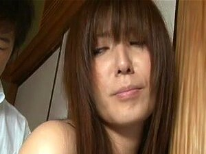 yuna shiina two-by PACKMANS-cen., this babe copulates her husbands boss and his  wife