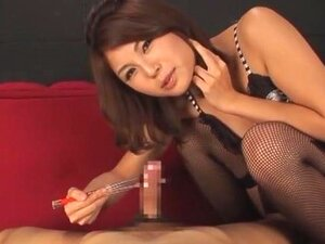 Azumi Harusaki in Busty Beauty School Spirit. It takes a good eye to appreciate this beauty, and her beautiful breasts too. In this Maxing studios video, Azumi Harusaki starts off playing with a penis and chopsticks followed buy handjobs and more. Some swimsuit and also sexy maid lingerie cosplay included in this sexy video.