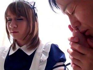 สาวญี่ปุ่นตื่นตาตื่นใจในบ้าด้ง เครื่องราง JAV วิดีโอ