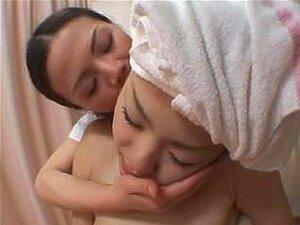 Japanese massage clip (Part 4),