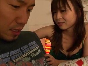 Nozomi Hatsuki plays rough with a big cock