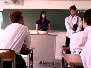 Nana Ogura in Female Teacher Hunting part 1.3