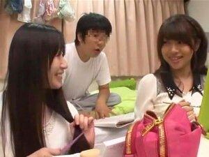 ยอดเยี่ยมญี่ปุ่นนัต Inagawa แอนนา Takagawa, Yuu ไมค์ในวิดีโอเขา JAV หัวนมขนาดเล็ก