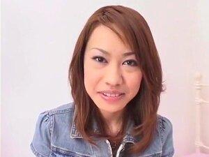 ญี่ปุ่นสาว Syuri Ebihara ในคลิป JAV นมใหญ่ที่สุด