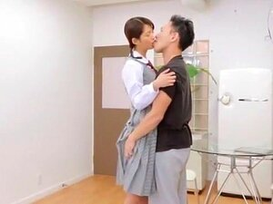 Horny Japanese slut Nozomi Aso in Best Blowjob/Fera, Cunnilingus JAV video