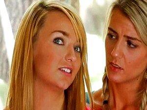 คาร์เมนและอแมนด้าทำหีบนหีถู