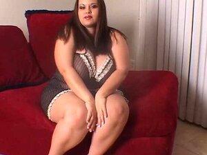 BBW gets her first slutty interview,