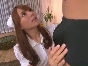 Fabulous Japanese girl Erika Kurisu, Tina Yuzuki, Rio Fujisaki in Hottest Stockings, Nurse JAV clip