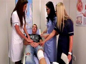 พยาบาล Adele และเอ็มม่าของไก่อังกฤษยาก