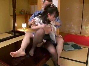 Amazing Japanese girl Imai Natsumi in Incredible Girlfriend JAV scene,