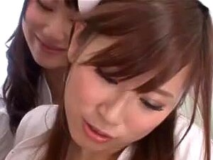 Strong Japanese nurse sex