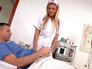พยาบาล Jemma วาเลนไทน์ทางทวารหนัก