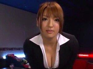 Horny Japanese chick Shiori Kamisaki in Crazy Foot Job JAV movie,