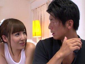 ที่ดีที่สุดญี่ปุ่น Runa Hanekawa ในบ้า JAV ญี่ปุ่นคอสเพลย์วิดีโอ