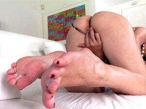 Incredible pornstar Valentina Nappi in Best Brunette, Anal sex movie,