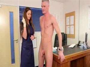 พยาบาล fetishy ตรวจสอบ