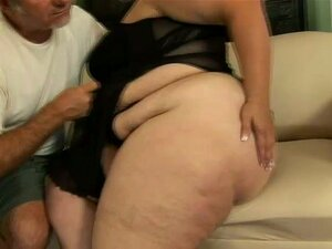 Here is a BBW Whore Who Loves to Bend Over and Get Fucked