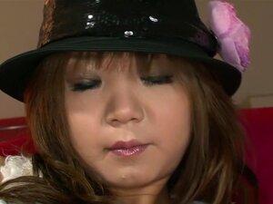 Exotic Japanese chick Mizuki Ishikawa in Horny JAV uncensored Masturbation clip,
