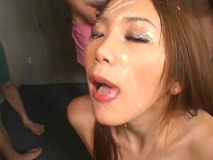 Bukkake For Cute Asami Ogawa