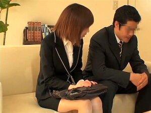 อะมะเตะมาสัมภาษณ์ และระยำ โดยเอเชียราว ต้องการเช่าเป็นเลขานุการเพื่อให้เธอไปสัมภาษณ์งาน แต่เธอมีความคิดที่ว่าในสำนักงานมีกล้องสอดแนมอะมะเตะ ในภาพยนตร์ญี่ปุ่นเพศ หีเธอเปียกเป็นเจาะบนโซฟา