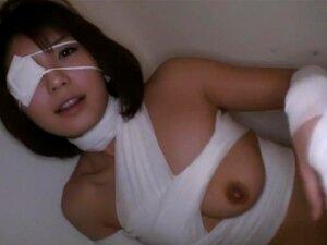 น่าทึ่งญี่ปุ่นรุ่น Harusaki เจนท์ในสุด JAV uncensored Cumshots คลิป