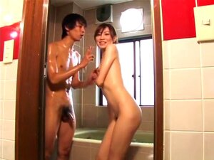 Chinatsu Izawa in She Like A Cat, Formerly a S1 studio girl, Chinatsu Izawa had tons of prospects to become a top adult actress but somehow got her career  derailed when she did an uncensored video. (large studios like S1 do not like girls appearing in illegal uncensored videos) Chinatsu sports a very nice slim body and gets screwed bareback in this 2P and 3P uncensored JAV video.