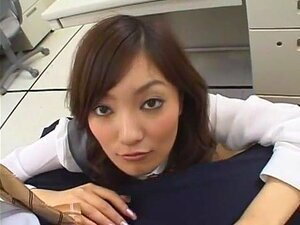 Best Japanese girl Erika Tokuzawa in Exotic POV, Office JAV movie