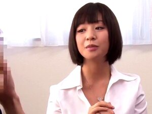 Wakaba Onoue in Premature Ejaculation Training Camp part 1.1,