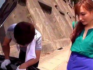 Best Japanese chick Kaori Saejima, Yua Saiki, Chika Arimura in Horny Cunnilingus JAV clip