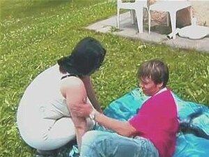 แจ้งแม่สีน้ำตาลอ้วน โดยเด็กผู้ชาย